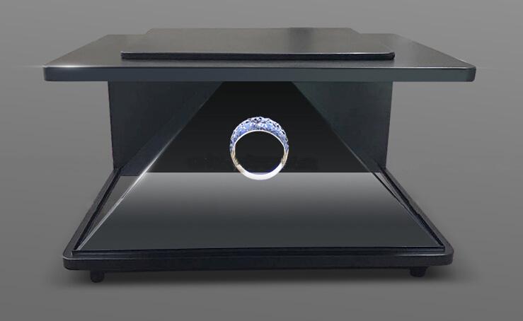 270度3d全息展示柜