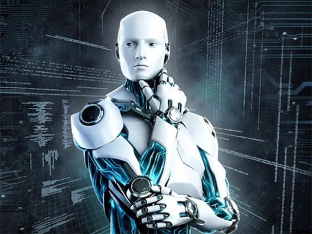 马云宣布:2018年人工3d全息广告机智能发展新趋势,赚钱暴富
